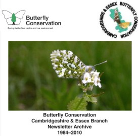 The Butterflies of Cambridgeshire